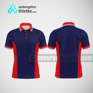 Mẫu áo đồng phục công ty thun có cổ tại tp hcm DPTK6