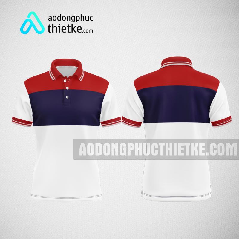Mẫu đồng phục áo thun công ty Đà Nẵng đẹp DPTK9