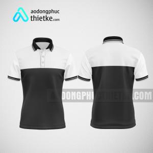 Mẫu đồng phục áo thun công ty Điện Biên đẹp DPTK17
