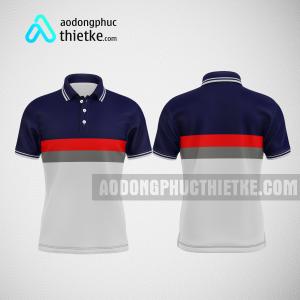 Mẫu đồng phục áo thun công ty Hải Dương đẹp DPTK11