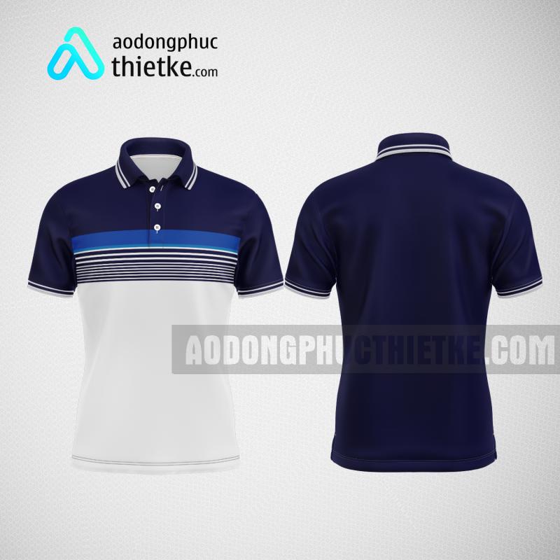 Mẫu đồng phục áo thun công ty Hưng Yên đẹp DPTK12