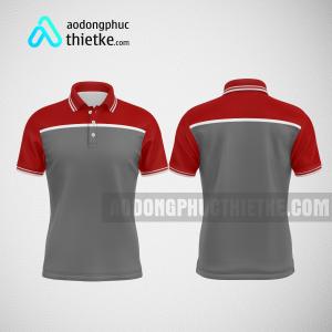 Mẫu đồng phục áo thun công ty Lai Châu đẹp DPTK18