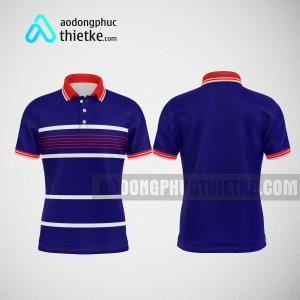 Mẫu đồng phục áo thun công ty Lào Cai đẹp DPTK15