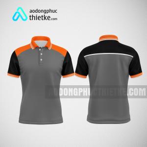 Mẫu đồng phục áo thun công ty Ninh Bình đẹp DPTK20