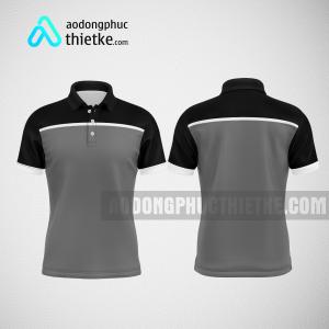 Mẫu đồng phục áo thun công ty Phú Thọ đẹp DPTK19