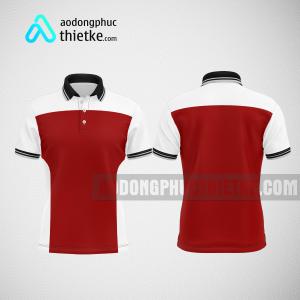 Mẫu đồng phục áo thun công ty Quảng Ninh đẹp DPTK16