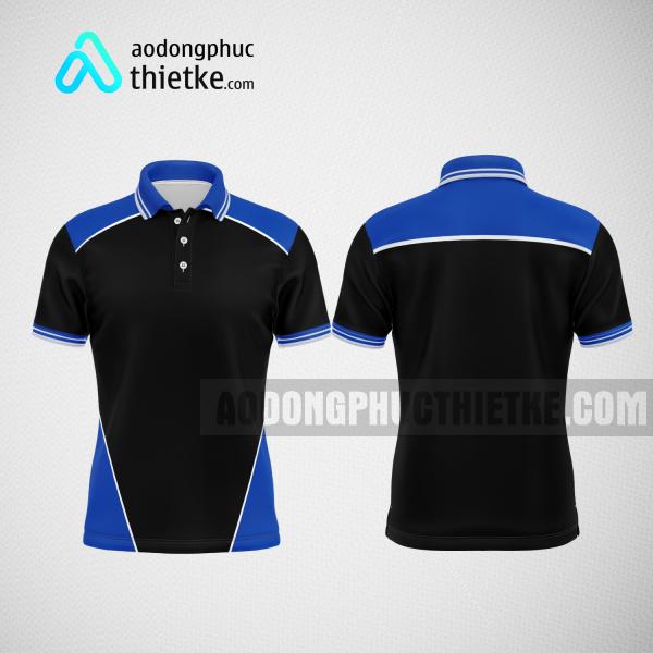 Mẫu đồng phục áo thun công ty Thanh Hóa đẹp DPTK22