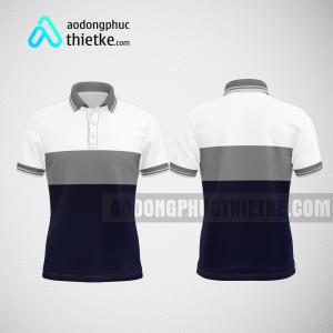 Mẫu đồng phục công ty đẹp Hà Tĩnh DPTK7