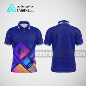 Mẫu đồng phục áo thun CÔNG TY CP PVI DPTK134
