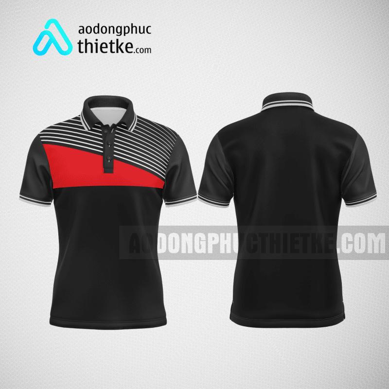 Mẫu đồng phục áo thun Công ty Cổ phần Dược Hậu Giang DPTK54