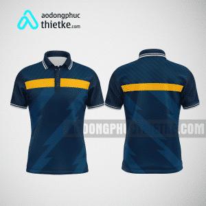 Mẫu đồng phục áo thun Công ty Cổ phần Nhựa Bình Minh DPTK56
