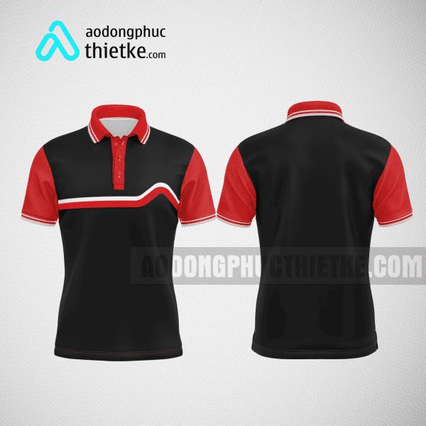 Mẫu đồng phục áo thun Công ty Cổ phần Phục vụ Mặt đất Sài Gòn DPTK44