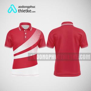 Mẫu đồng phục áo thun công ty hà nam đẹp DPTK29