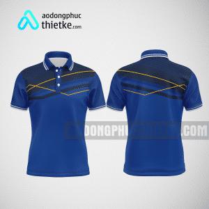 Mẫu đồng phục áo thun công ty ninh bình đẹp DPTK30