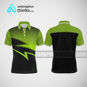 Mẫu đồng phục áo thun công ty thái bình đẹp DPTK27